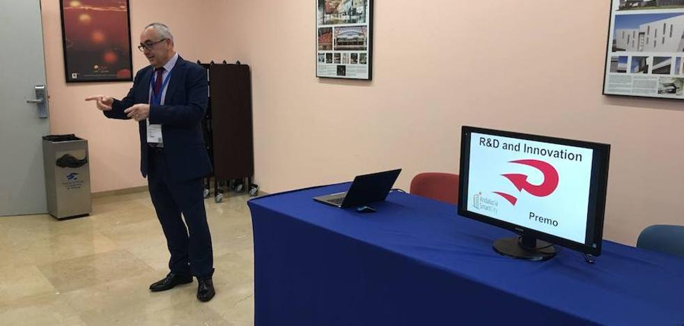 Foro Transfiere: El coche conectado para en Málaga