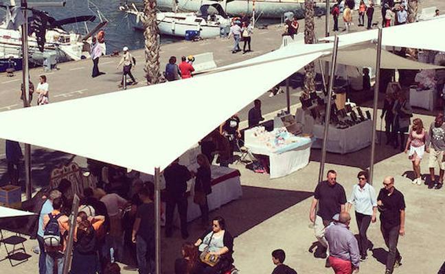 Mercadillos artesanales en Málaga este fin de semana