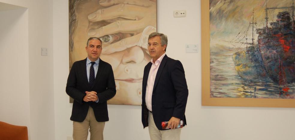 Diputación elige Estepona para abrir su segundo Museo de Arte, con nueva fórmula de cesión