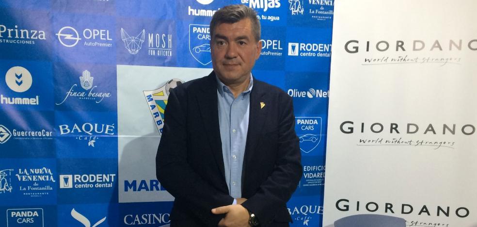 «El Marbella no se vende»