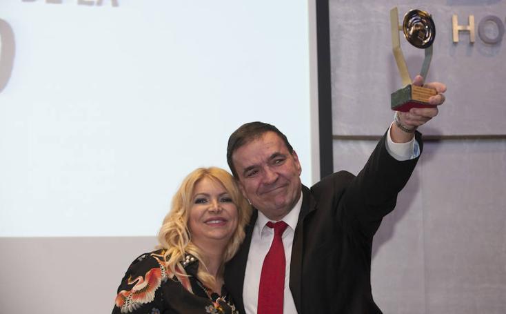 Gala de la radio y el deporte, en imágenes