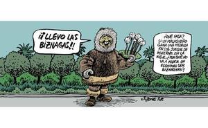 La viñeta de Idígoras (16|02|2018)