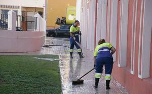 El Ayuntamiento de Málaga saca a licitación las obras de la primera red de baldeo de Ciudad Jardín