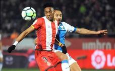 El Girona continúa mirando a Europa