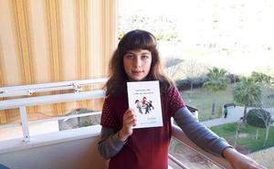 Laura, la malagueña de 11 años que escribe cuentos para niñas (y para niños que sepan leerlos)
