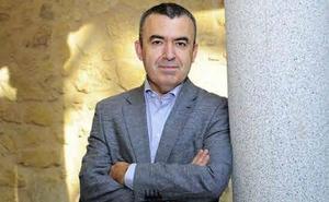Lorenzo Silva hablará el miércoles en Málaga sobre su nuevo libro