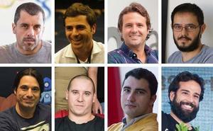 Los 8 malagueños con más poder en el mundo digital