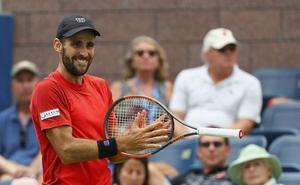 Menéndez cae en Nueva York tras su mejor semana en la ATP