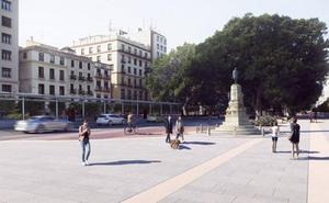 El Ayuntamiento de Málaga tramita de urgencia un expediente presupuestario para financiar las obras de la Alameda