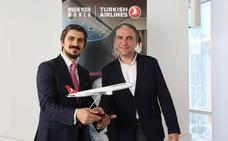 Turkish Airlines aumentará a diez vuelos a la semana la conexión de Málaga a Estambul