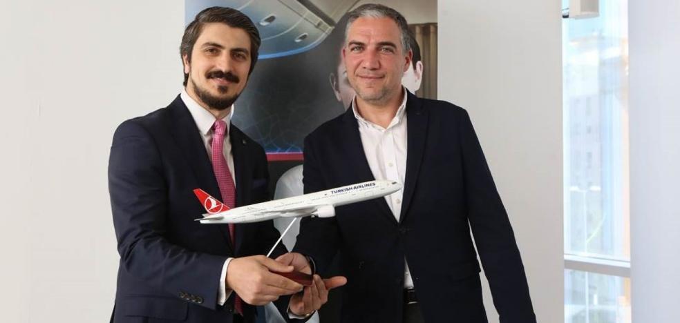 Turkish Airlines aumentará a diez vuelos a la semana la conexión de Málaga con Estambul
