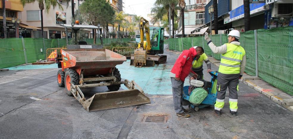Torremolinos aprueba la segunda fase de las obras para peatonalizar el centro