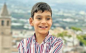 Adrián Martín, el niño cantante de Vélez, de nuevo hospitalizado