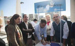 El PP inicia una recogida de firmas contra la derogación de la prisión permanente revisable