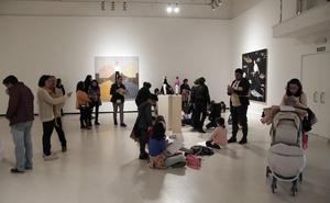 Pequeños grandes artistas en el CAC Málaga