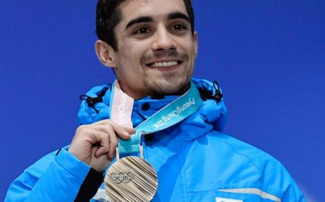 Javier Fernández logra su sueño de bronce