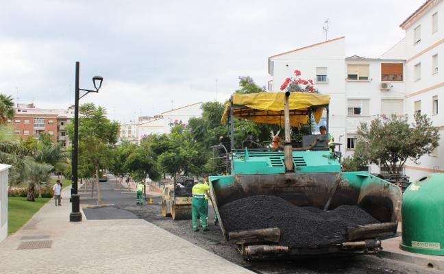 El Ayuntamiento saca a licitación el plan de asfaltado por 1 millón de euros