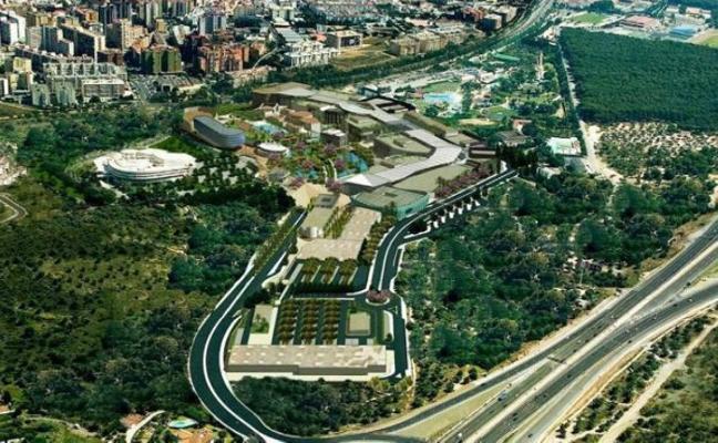 Intu conectará su parque comercial con el centro de Torremolinos mediante tren