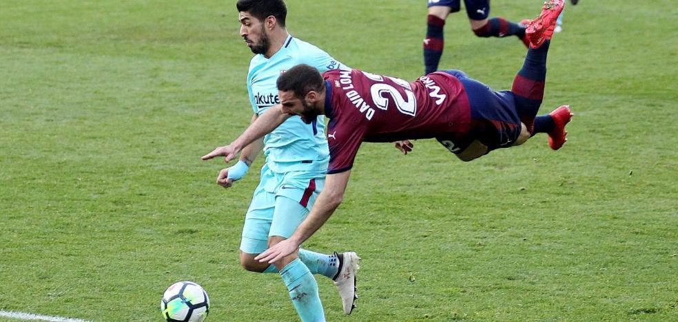 El Barcelona responde a la exigencia