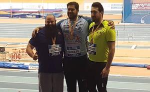 Borja Vivas, campeón de España y mejor marca de la temporada