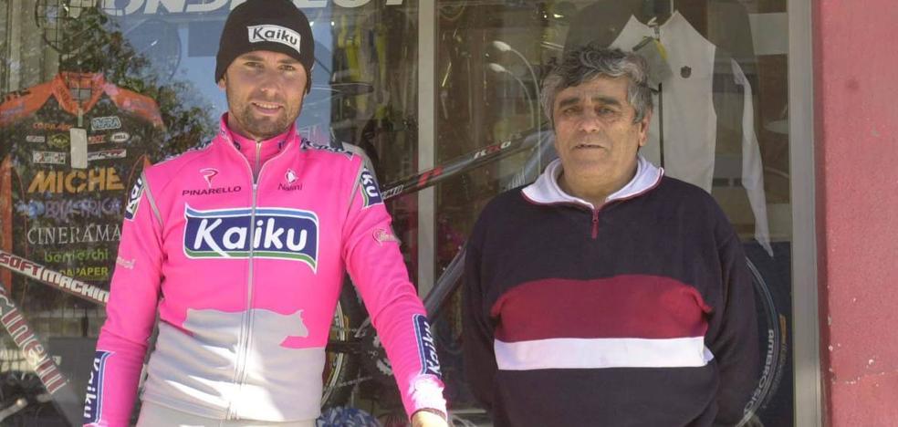 Muere a los 74 años Manuel Campos Lorca, histórico del ciclismo en Málaga