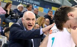 «La última jugada es falta», se queja Rudy Fernández