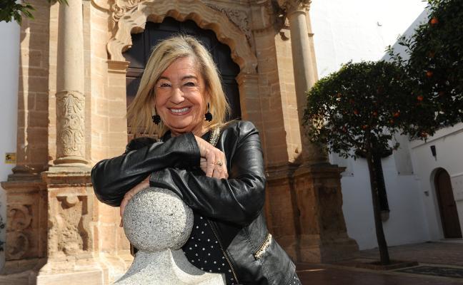 Bárbara de Cárcer: «Quiero que mi pregón guste; quiero estar a la altura de la Semana Santa de Marbella»