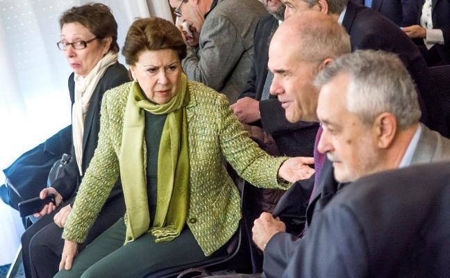 El juicio de los ERE continúa hoy con la declaración de Magdalena Álvarez