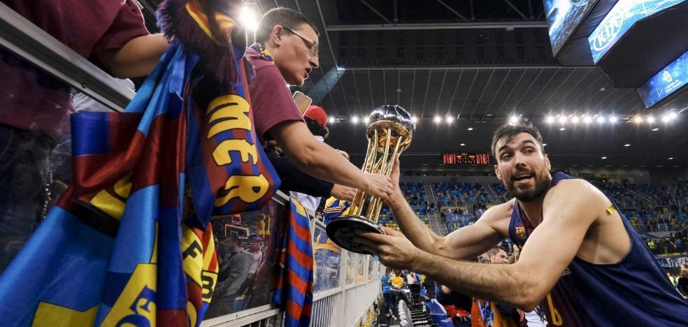 El Barça levanta la Copa