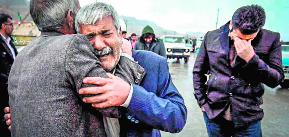 Desaparecen 66 personas en un nuevo siniestro aéreo en Irán