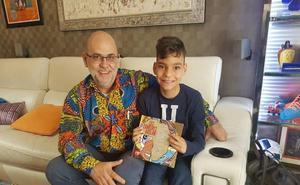 Adrián Martín, el niño cantante de Vélez con hiodrocefalia, sigue mejorando