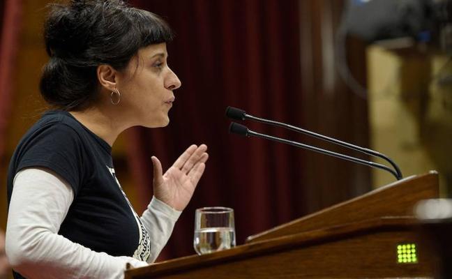 Anna Gabriel anuncia que se queda en Suiza y no acudirá al Supremo