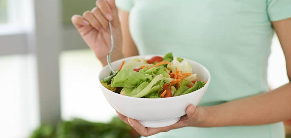 ¿Se puede ser vegetariano y no poner en riesgo la salud?