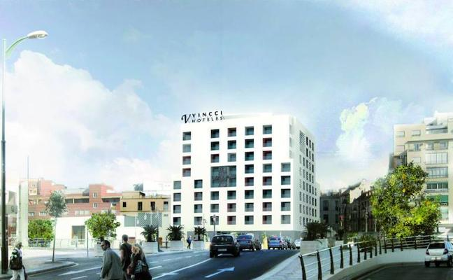 Urbanismo prevé desbloquear el hotel de Moneo en marzo tras un año fuera de plazo