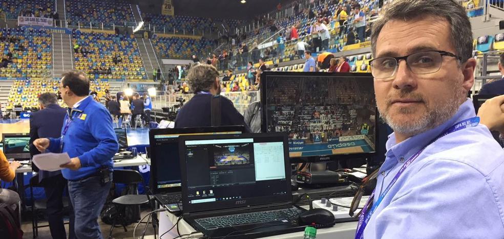 Tecnología malagueña en la Copa del Rey de Baloncesto