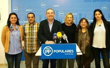 El PP reclama a la Junta un centro de salud para Benajarafe y Chilches