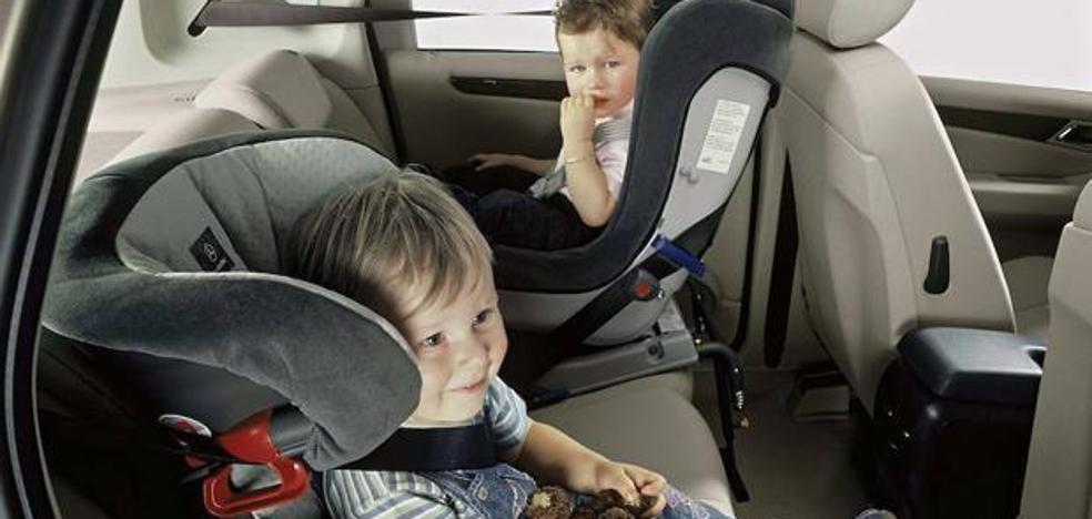 ¿Dudas con las sillas infantiles del coche? La DGT te las resuelve