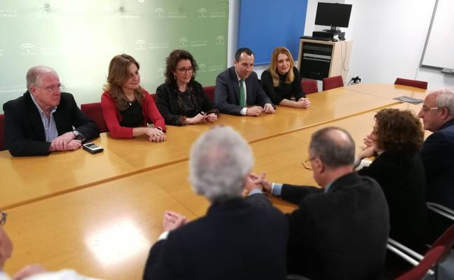 Salud prevé que el nuevo hospital de Málaga se abra en 2024 con un presupuesto de 230 millones
