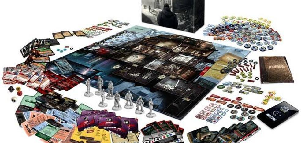 'This War of Mine', el juego de mesa que te enseña la crudeza de la guerra