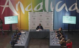 Junta y Patronatos de Turismo sellan un convenio para reforzar la promoción con un reparto igualitario de 560.000 euros a cada provincia