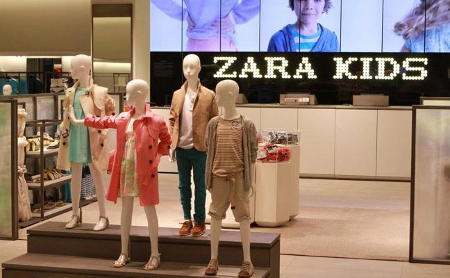 Una niña de siete años pide a Zara que le dejen ser modelo de su línea de ropa para chicos