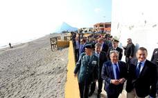 Zoido asegura que el sur de España no será «dominado por narcotraficantes»