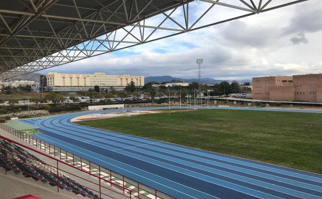 La UMA estrena pista de atletismo