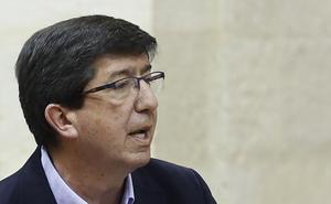 Marín cree haberse ganado el puesto de candidato a las elecciones andaluzas