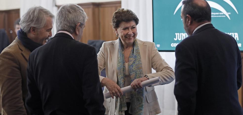 La declaración de Magdalena Álvarez se pospone por el postoperatorio de Vallejo