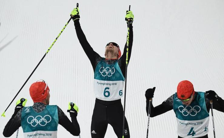 Imágenes de los Juegos Olímpicos de Invierno en PyeongChang