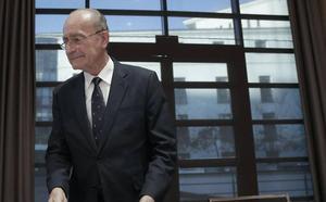 De la Torre reitera que «de partida» no desea ser candidato a la alcaldía de Málaga