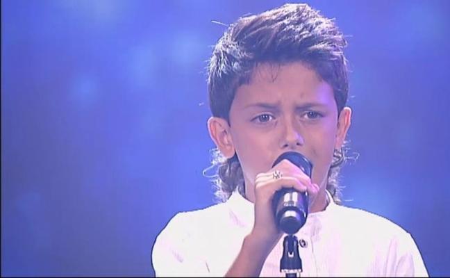 El sorprendente cambio físico de 'El Balilla', de 'La Voz Kids'