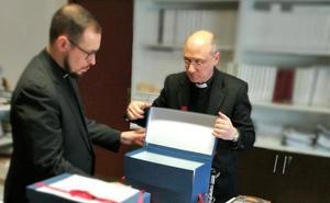 Apertura en Roma de las actas de la causa del doctor José Gálvez Ginachero