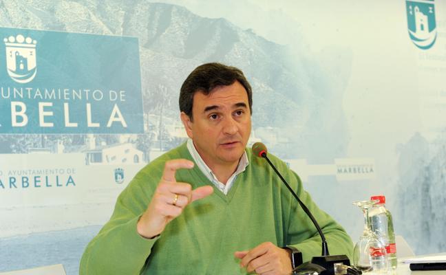 Marbella reclama a la Junta que no olvide su hospital